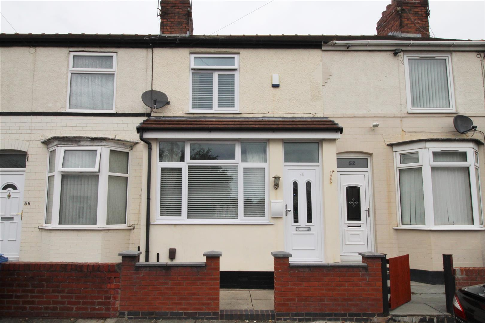 2 Bedrooms, House - Mid Terrace, Albany Road, Walton, Liverpool